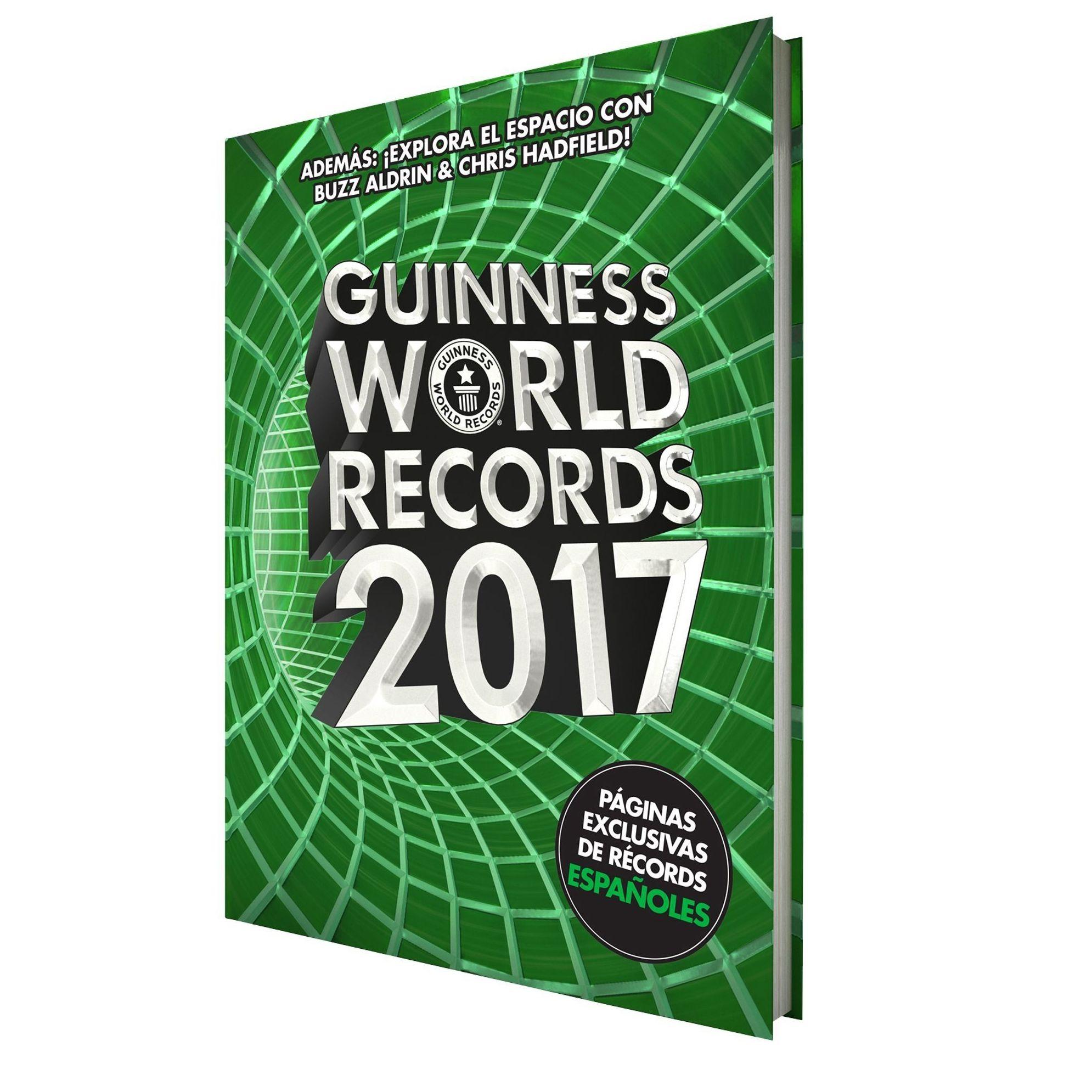 GUINNESS WORLD RECORDS 2017. PRECIO ESPECIAL