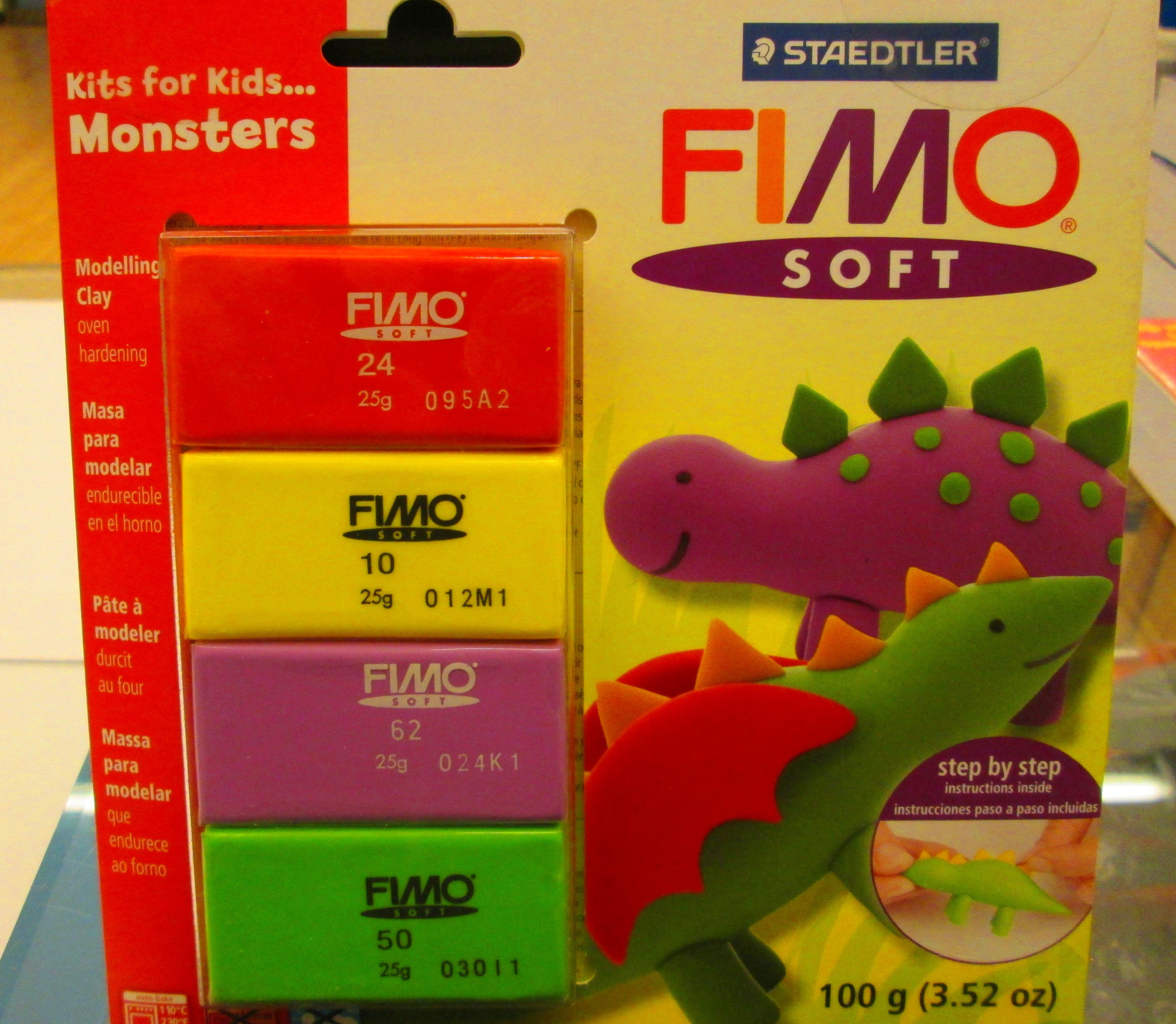 Pasta de modelar FIMO