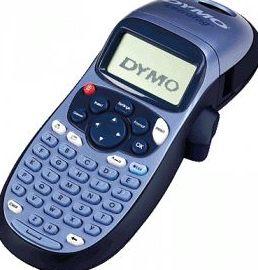 Rotuladora Dymo Letratag LT-100H portátil