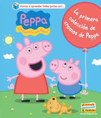 Cromos y álbum Peppa Pig: Librería-Papelería. Artículos de Librería Intomar