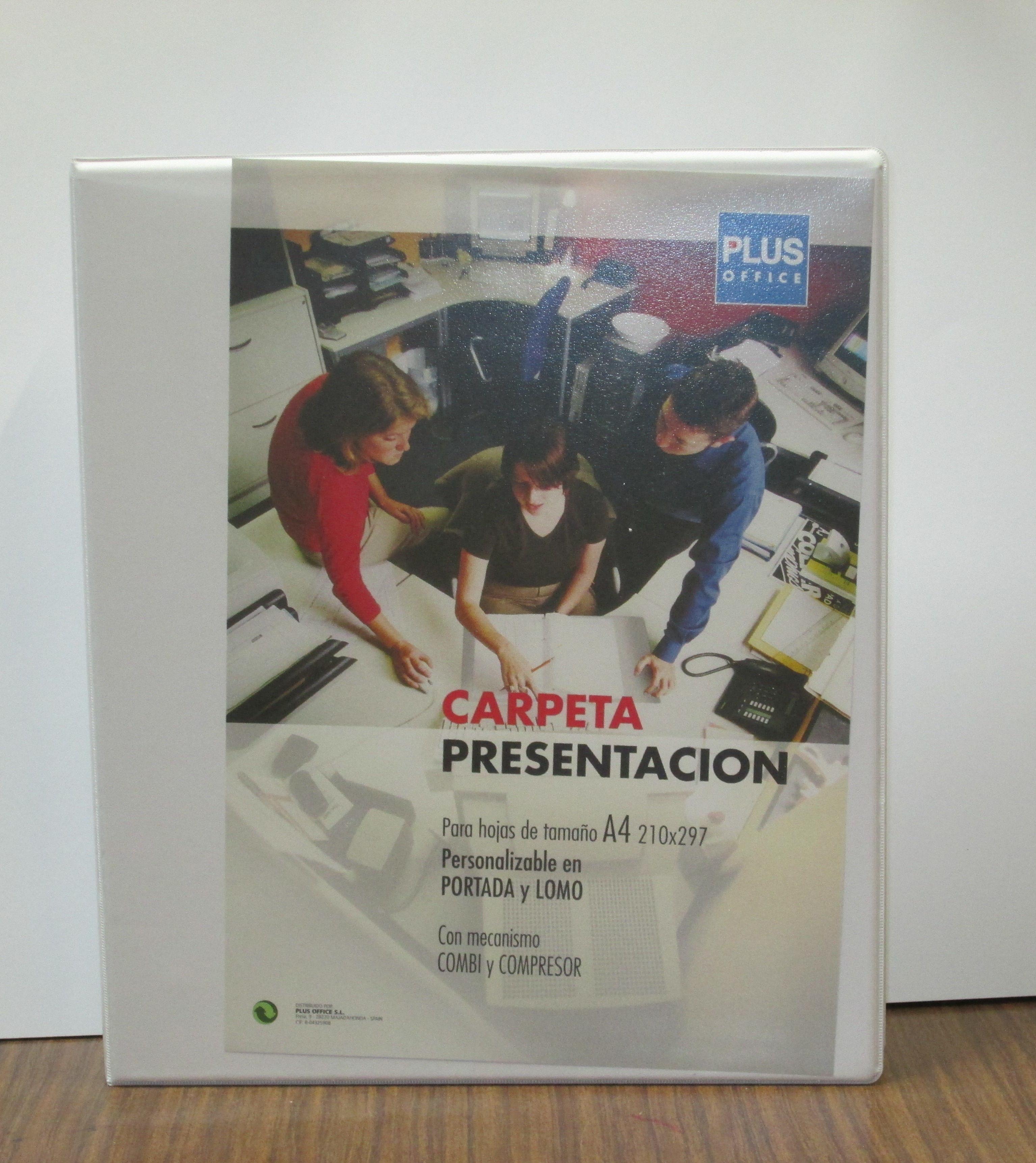 Carpeta personalizable