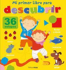 Mi primer libro para descubrir