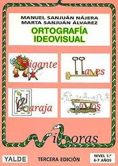 ORTOGRAFÍA IDEOVISUAL YALDE 1