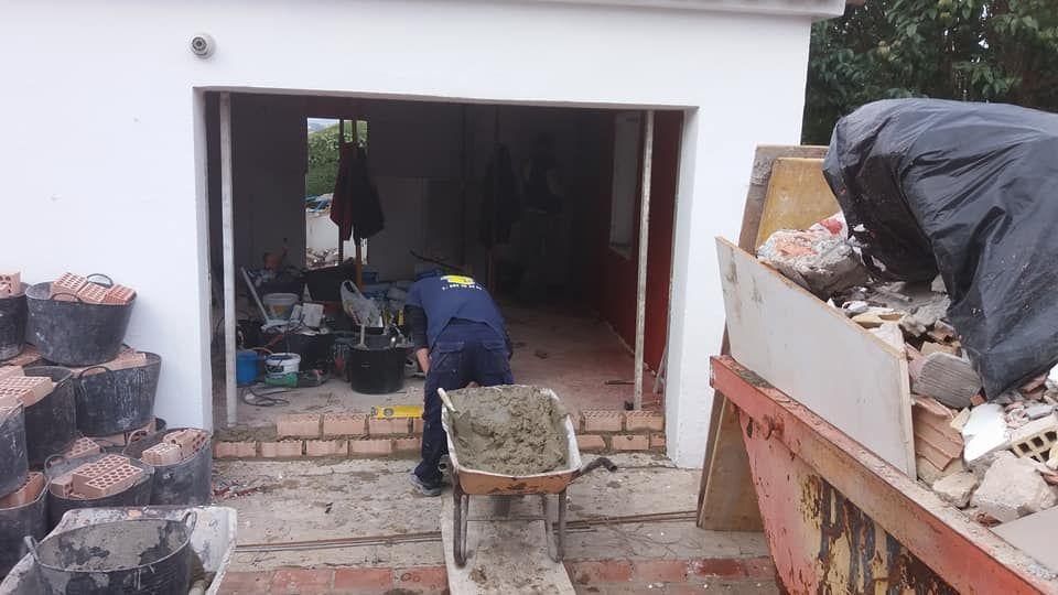 Albañilería: Servicios de En Construcción