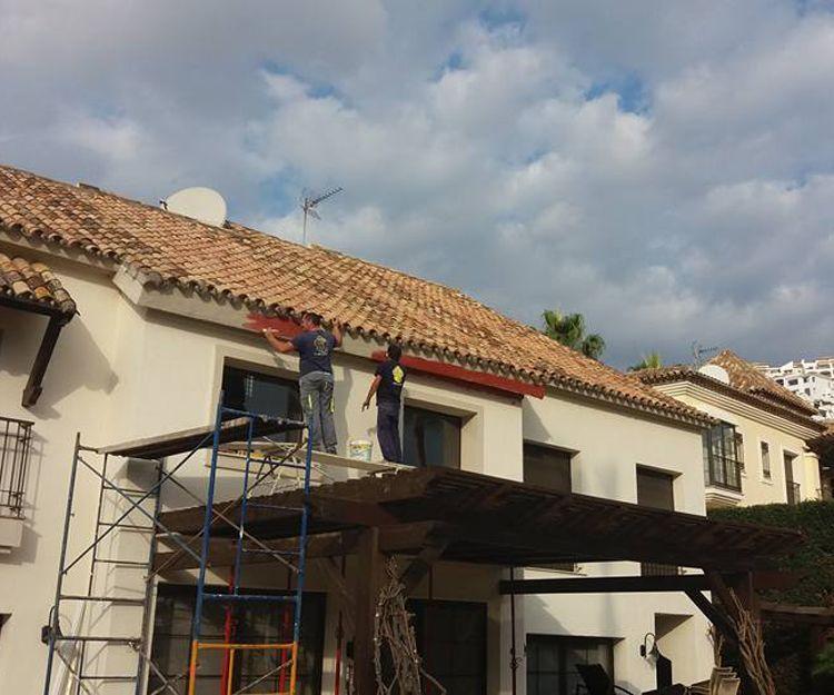 Reformas y construcciones en Marbella, Málaga