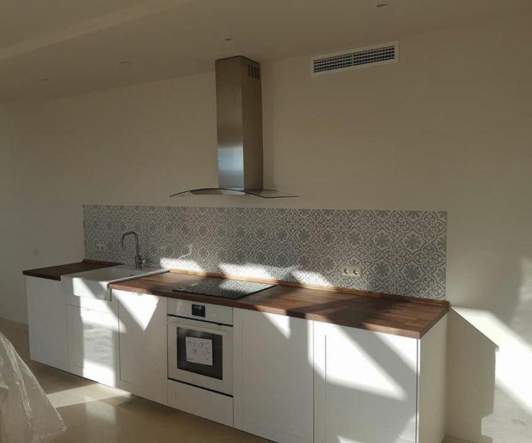 Instalación de cocinas en Marbella, Málaga