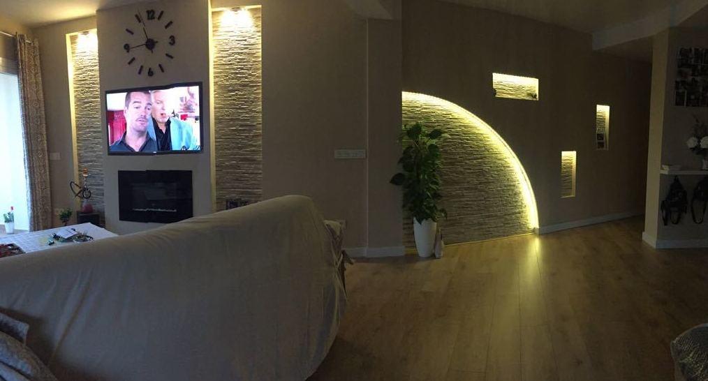 Reformas de salas de estar: Servicios de En Construcción