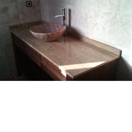 Encimeras para baño y cocina: Servicios de Mármoles Aroa