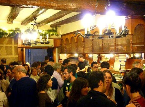 Bar Txepetxa \u002D Tapas \u002D Donostia\u002DSan Sebastián