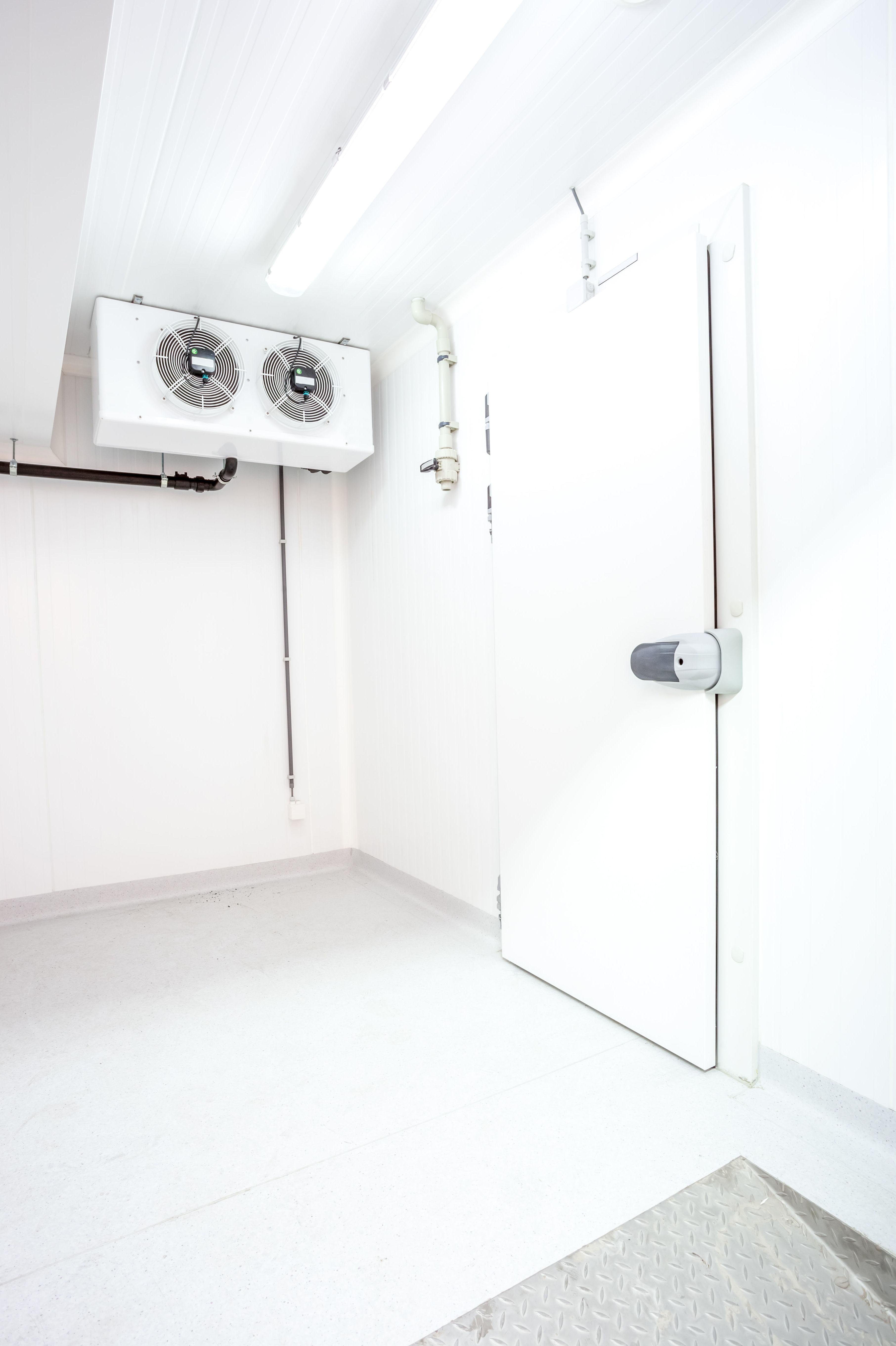 Aislamiento de cámaras frigoríficas