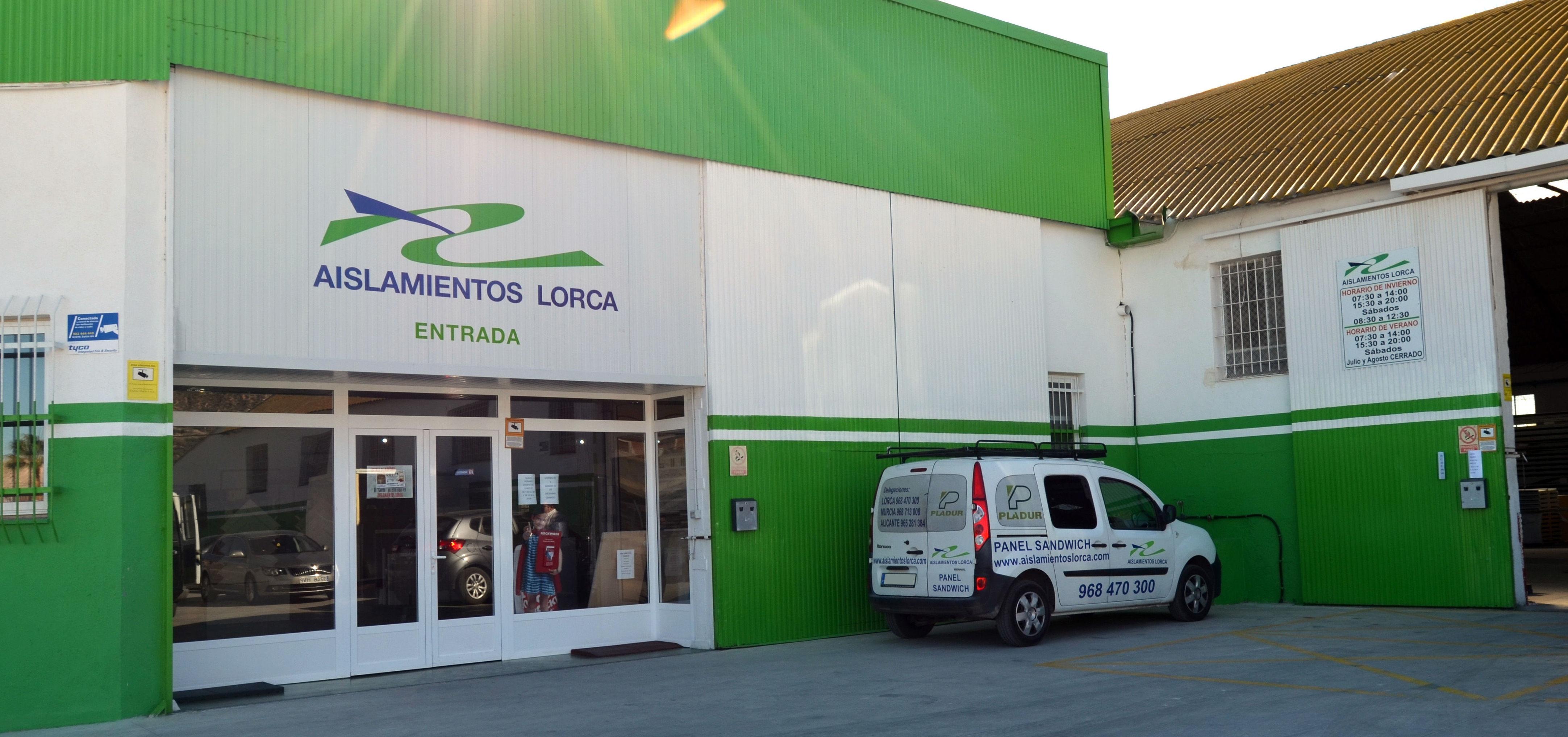 Empresa de aislamientos en Lorca