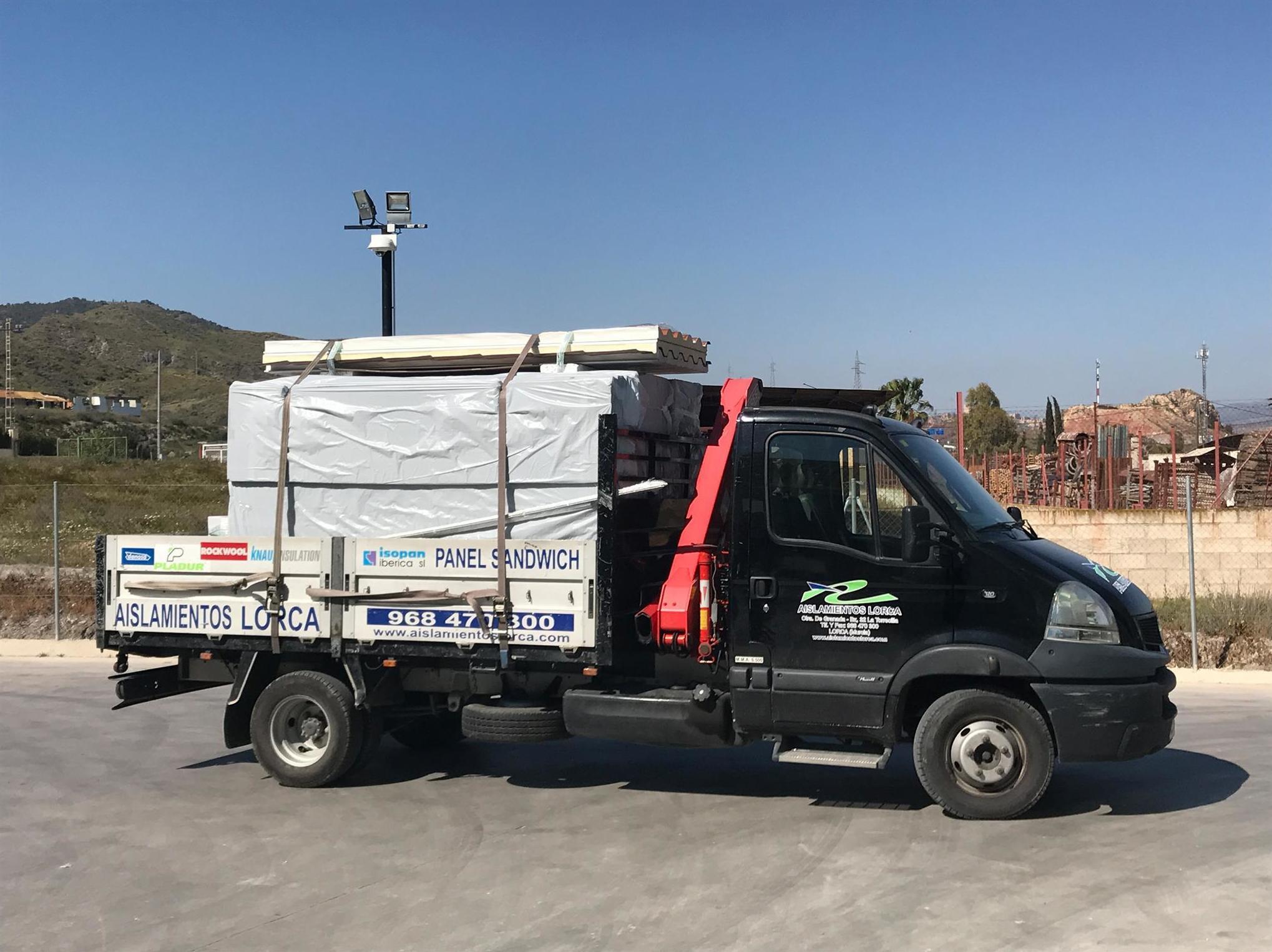 Aislamiento Lorca en Murcia