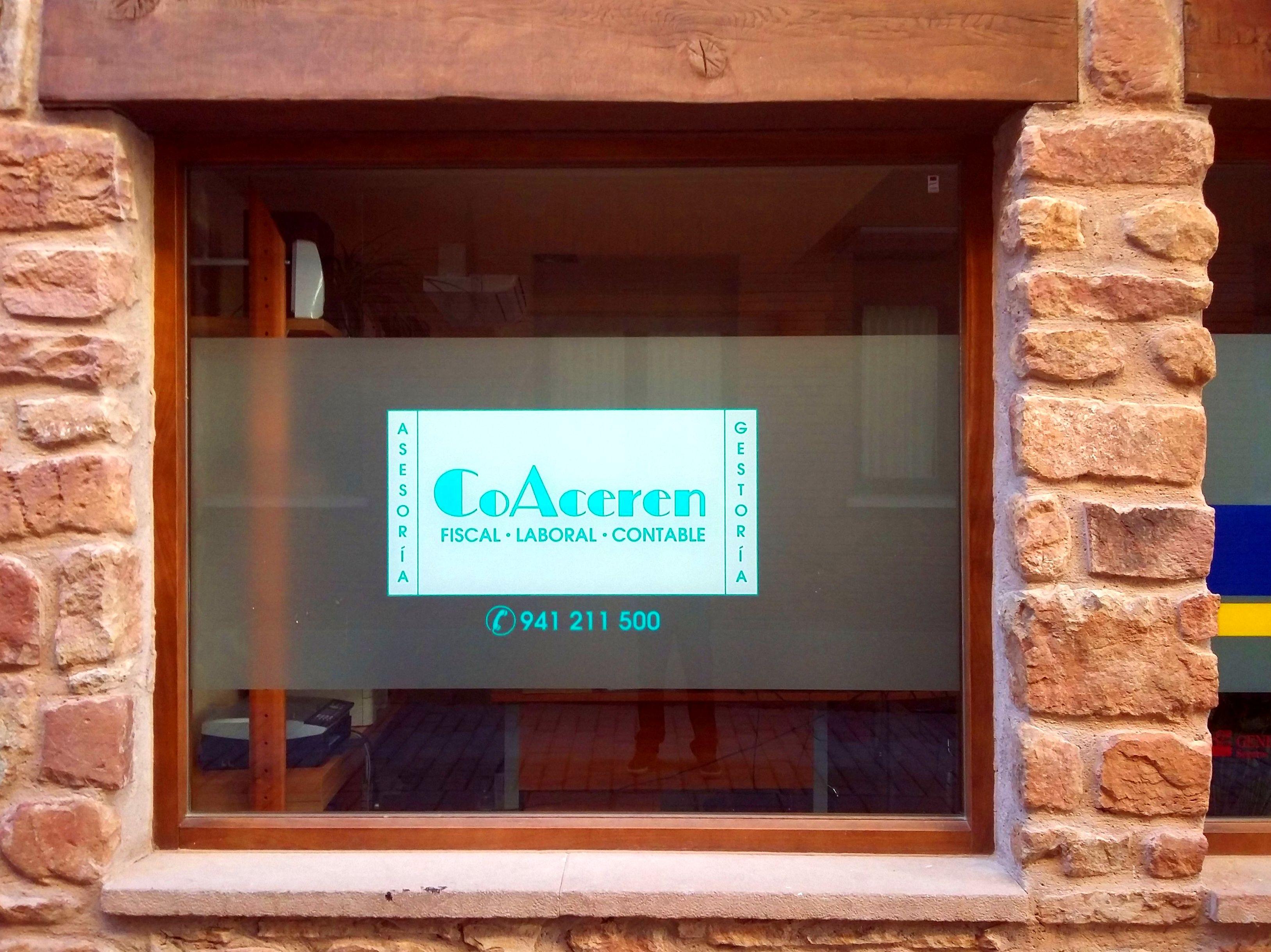 Foto 16 de Asesorías de empresa en Logroño | Asesoría Coem 90 - Asesoría Coaceren