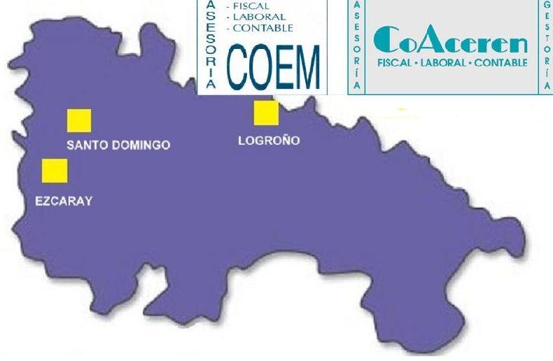 Foto 7 de Asesorías de empresa en Logroño | Asesoría Coem 90 - Asesoría Coaceren