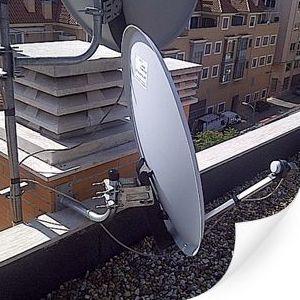 Instalación de antenas parabólicas en Bilbao