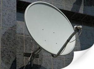 Antenas parabólicas en Bilbao