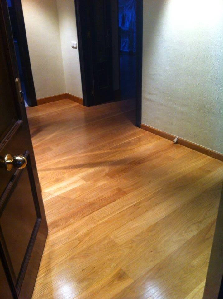 Cambiar un suelo de madera for Cambiar parquet