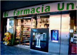 Foto 1 de Farmacias en Alcalá de Henares | Farmacia Unamuno