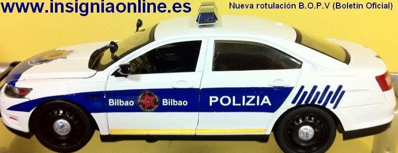 FABRICACION COCHES DE POLICIA