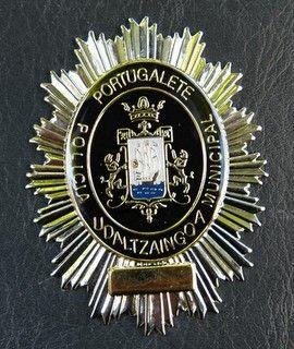 INSIGNIA POLICIA