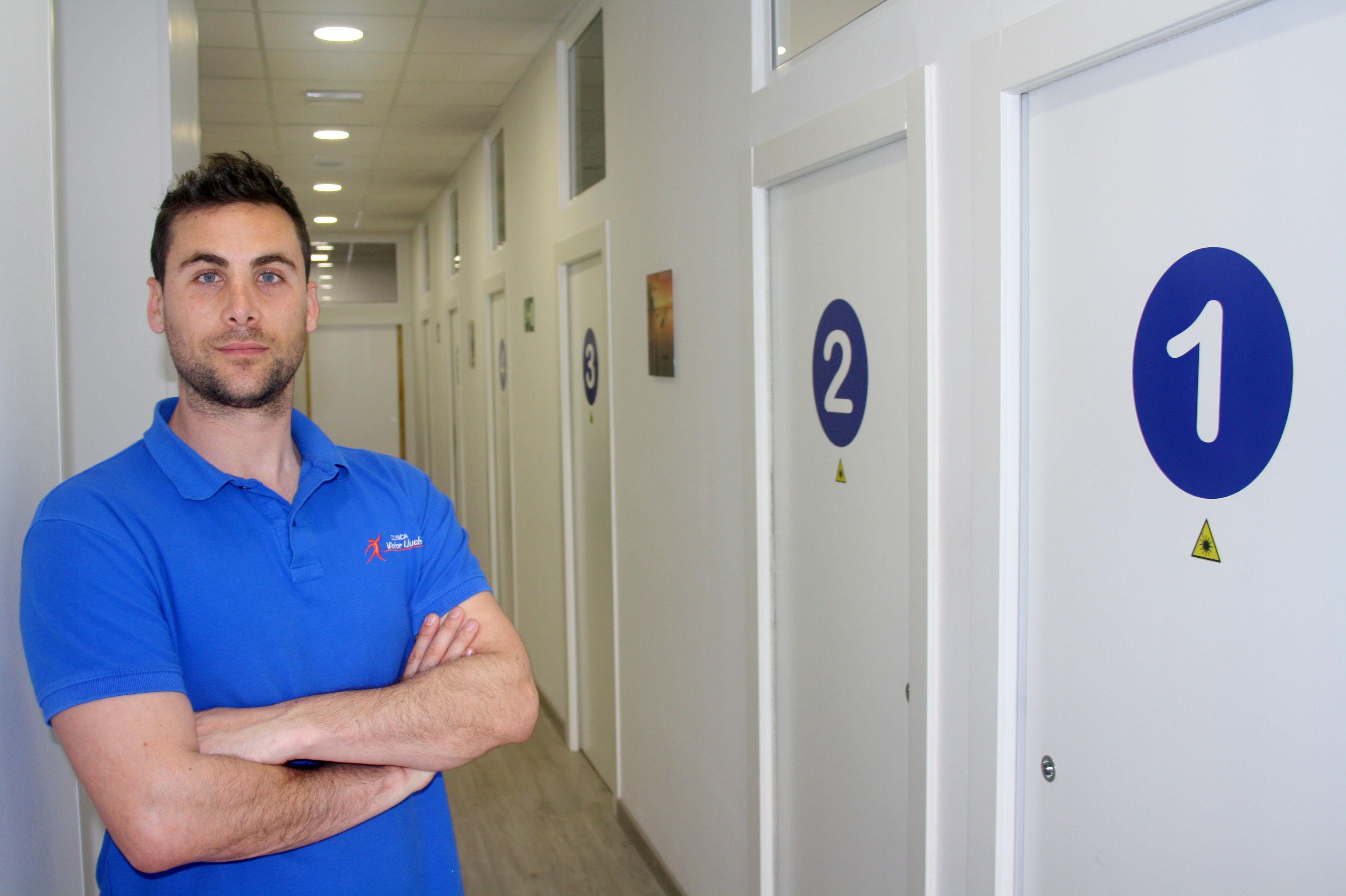 Foto 1 de Fisioterapia en Málaga | Fisioterapia y Osteopatía Víctor Lluch