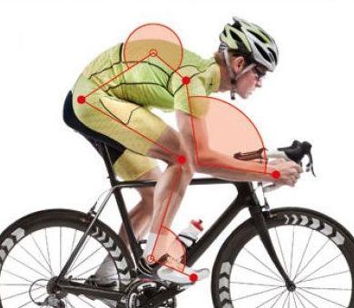 Estudio Biomecánico Ciclistas: Catálogo de Fisioterapia y Osteopatía Víctor Lluch