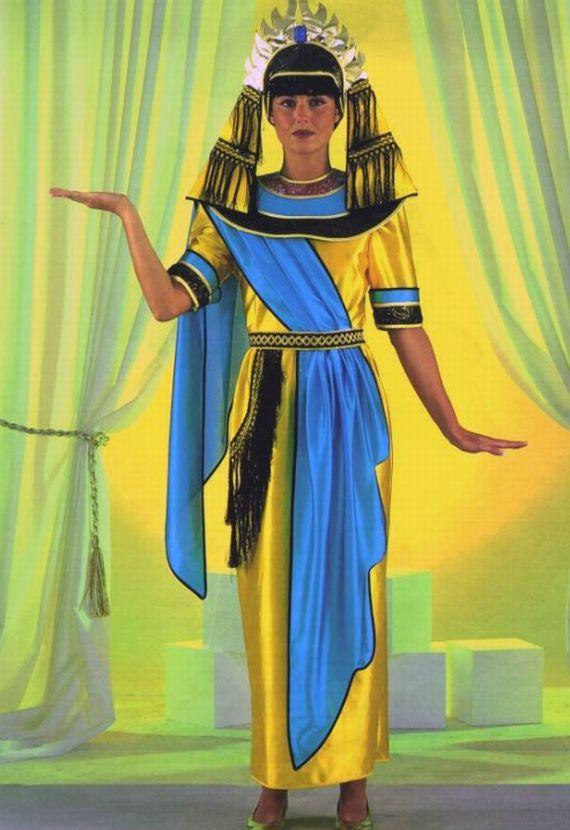 Egipcios, Orientale, Árabes: Trajes y Disfraces de Angelita