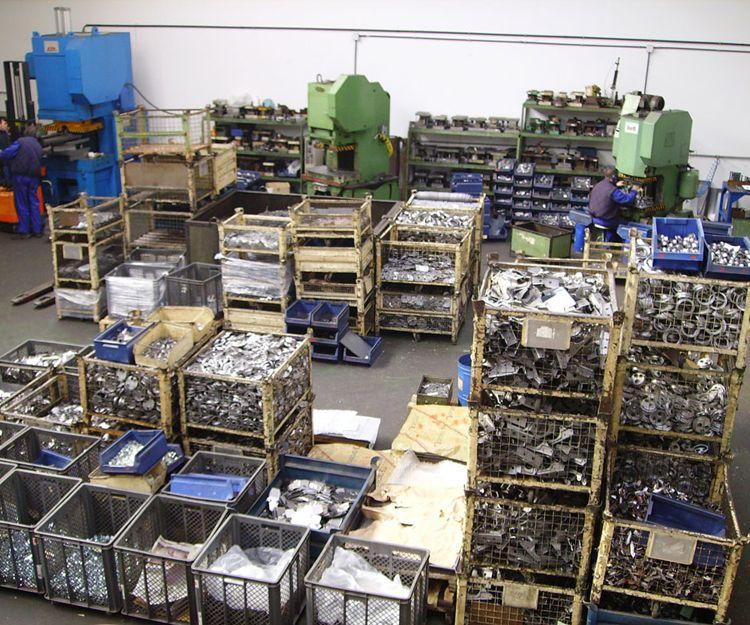 Fábrica de moldes y matrices en Asturias