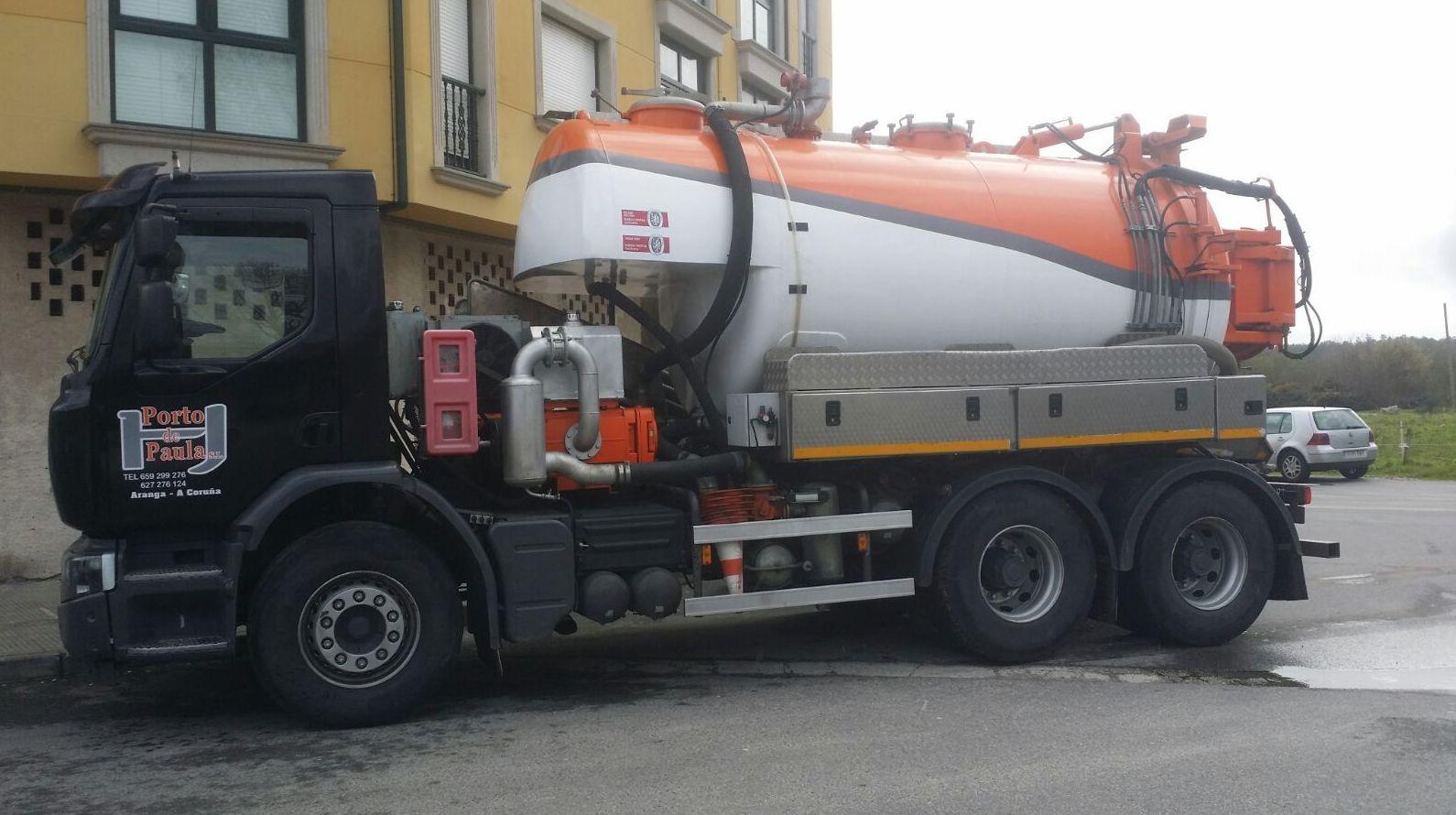 Foto 3 de Limpiezas industriales en Aranga | Hermanos Porto de Paula
