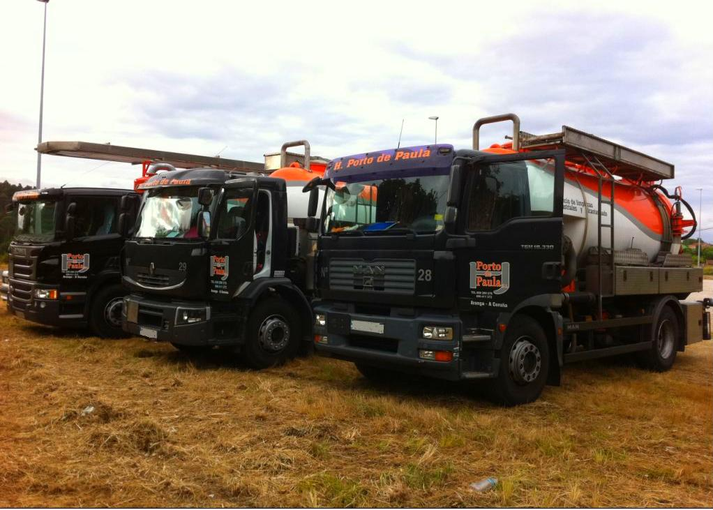 Foto 15 de Limpiezas industriales en Aranga | Hermanos Porto de Paula