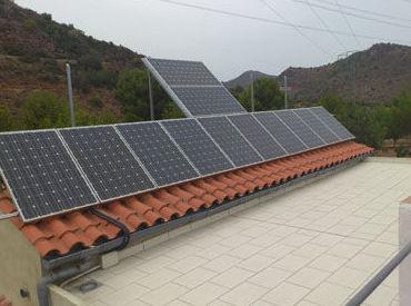 Paneles solares Castellón