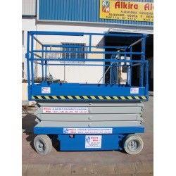 Tijera eléctrica 10 mt: Maquinaria alquiler y venta de Alkira Alor