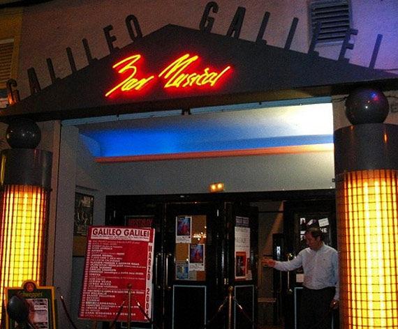 Foto 8 de Cafés y bares musicales en Madrid | Galileo Galilei