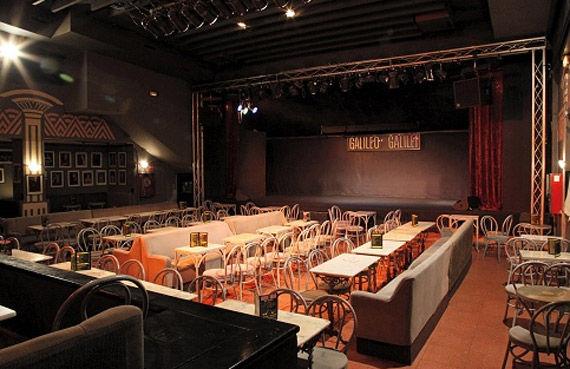 Foto 5 de Cafés y bares musicales en Madrid | Galileo Galilei