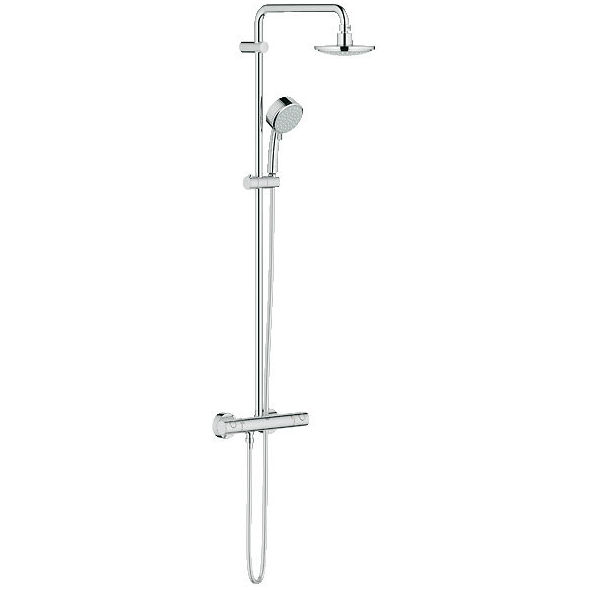 Sistema de ducha TEMPESTA SYSTEM GROHE