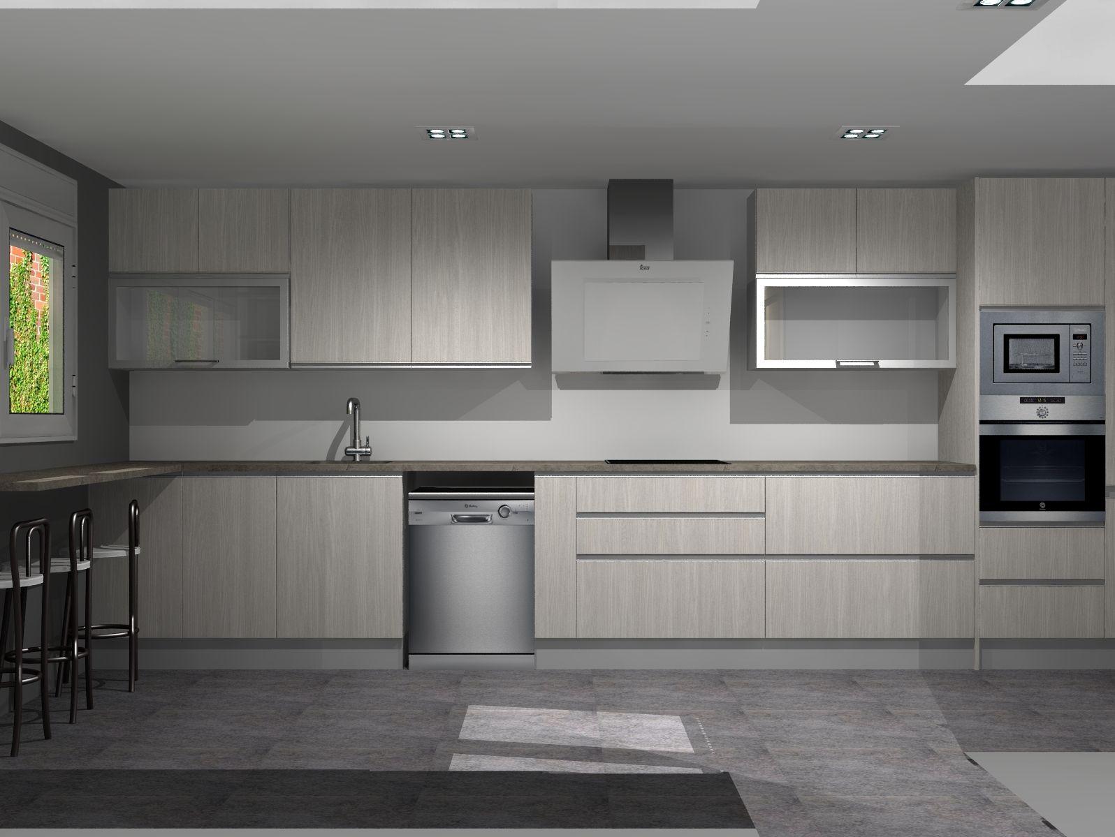 Muebles de cocina financiación 12 meses
