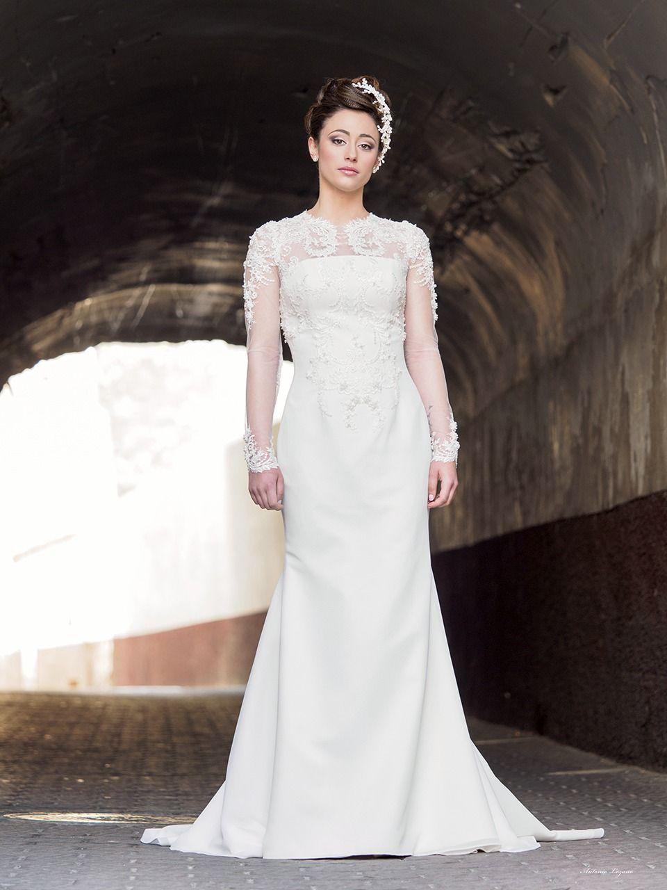 Vestidos y complementos de novia en Alicante
