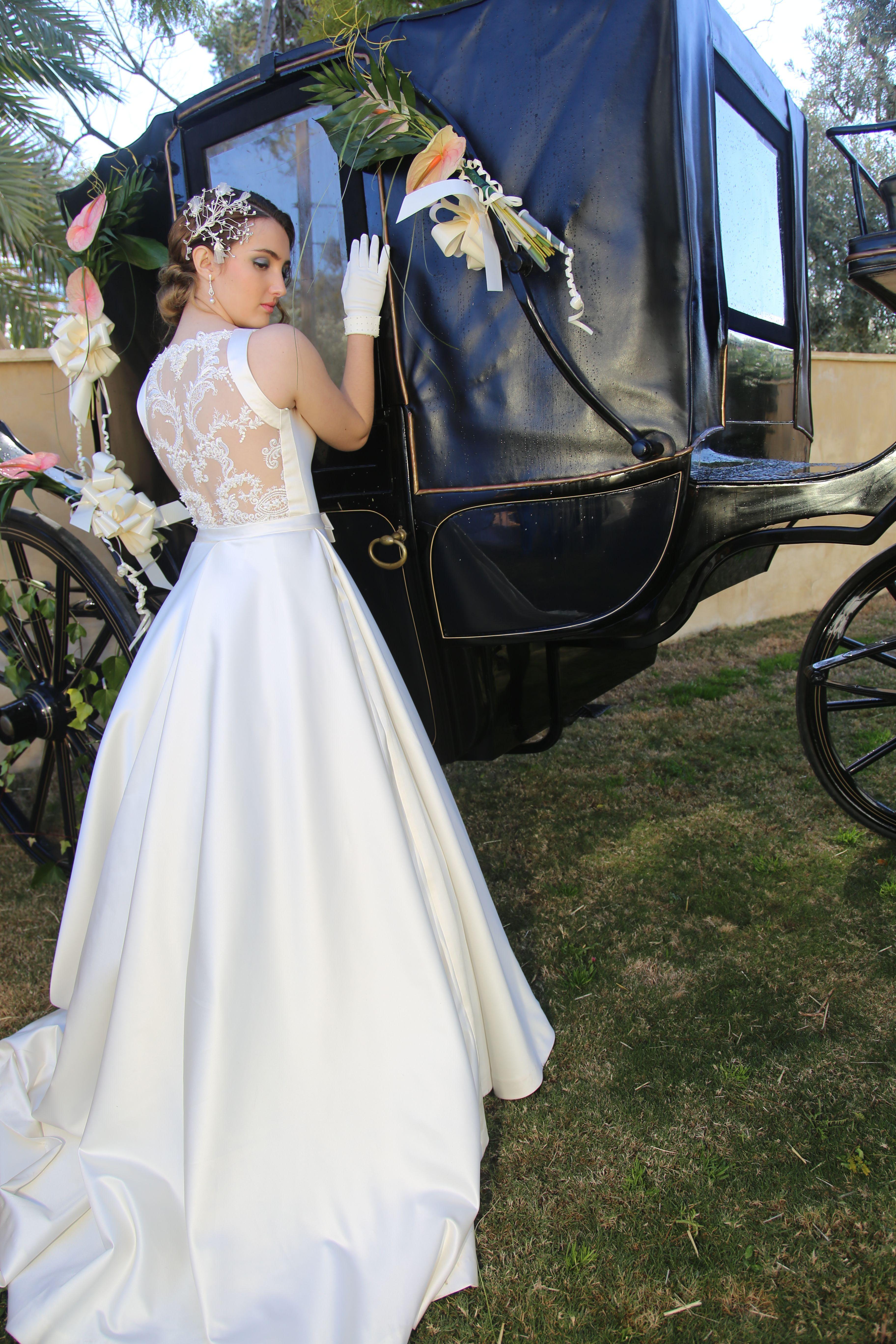 Vestidos de novia a medida en Alicante