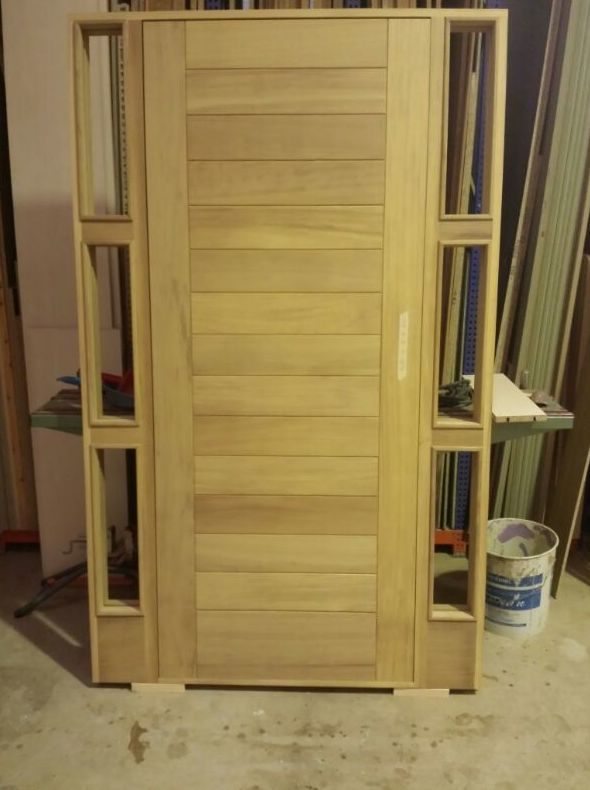 Carpintería de madera en Vitoria-Gasteiz