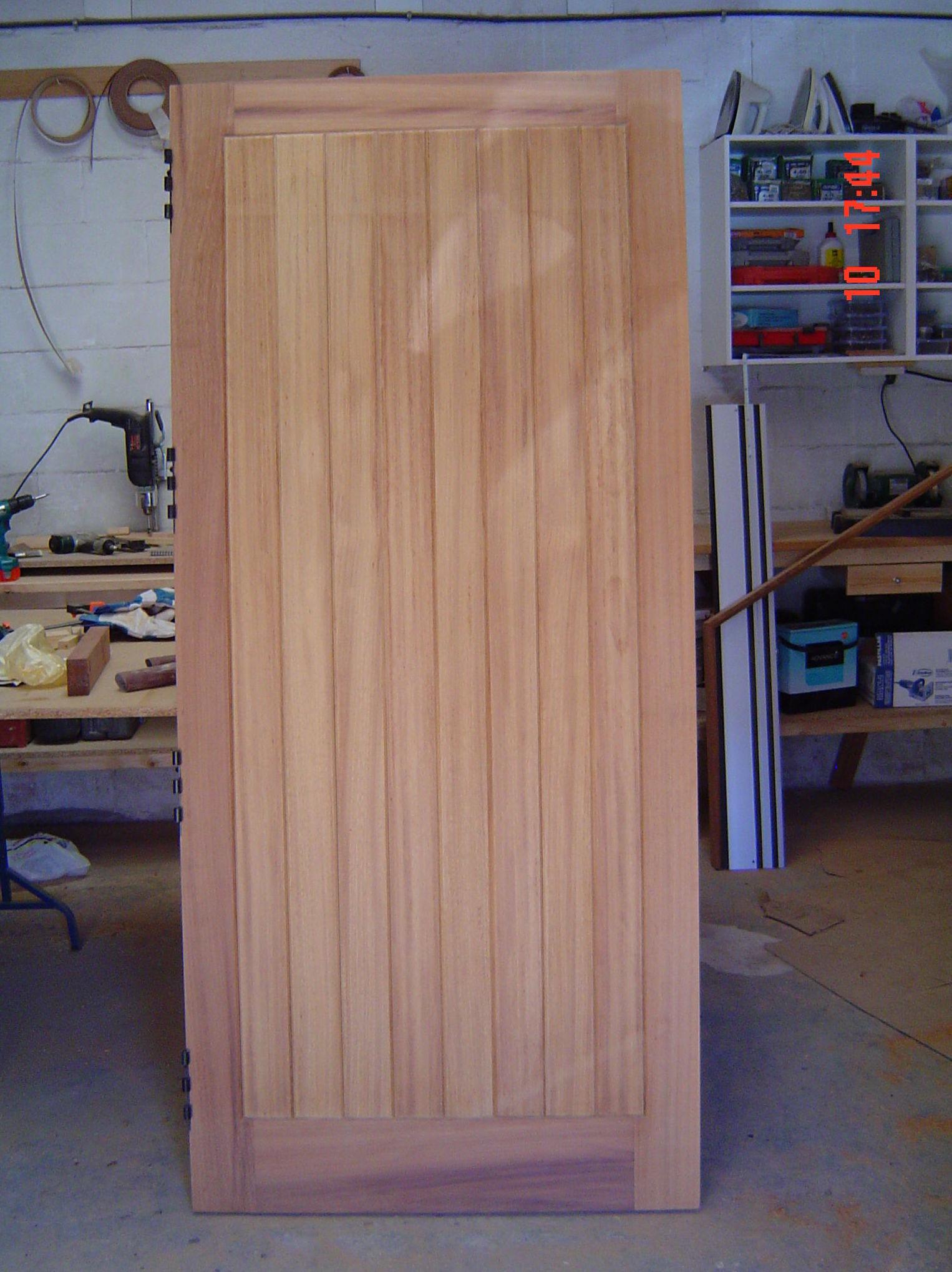 Fabricante de puertas de madera en Vitoria-Gasteiz