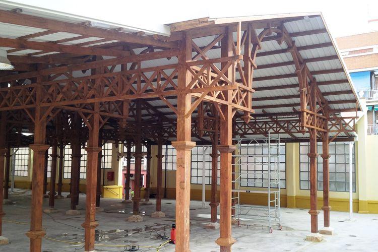 Rehabilitación del interior de edificios