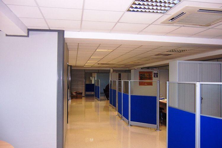 Restauración de edificios de oficinas