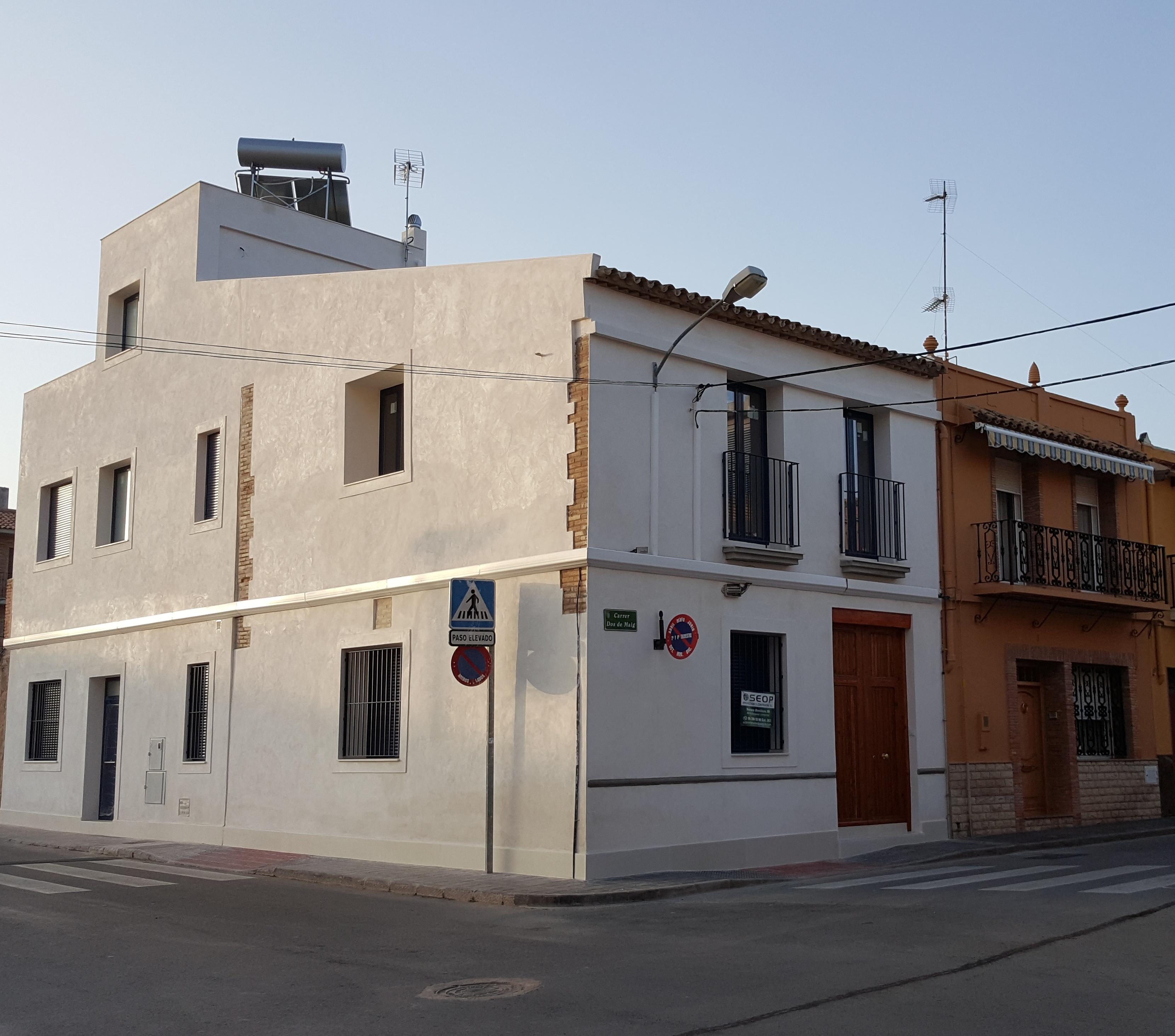 Construcción de viviendas de nueva planta: Servicios de SEOP