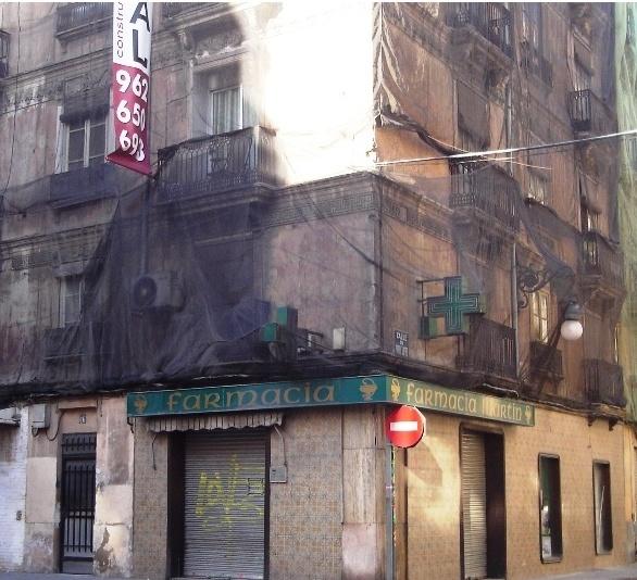 Rehabilitación de fachadas: Servicios de SEOP