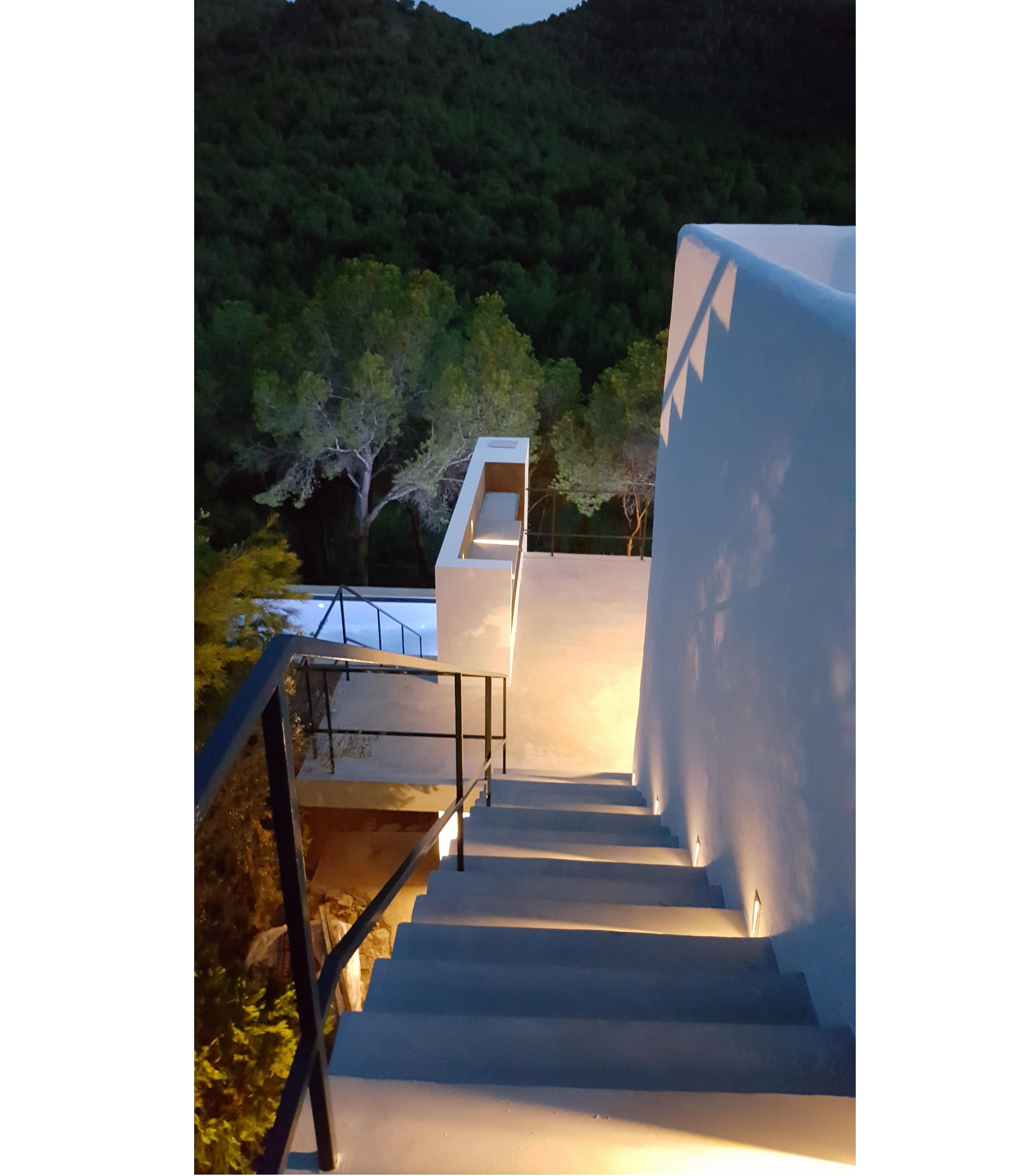 Obras de jardinería, piscinas y exteriores: Servicios de SEOP