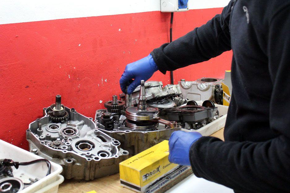 Reparación de motos en Vigo