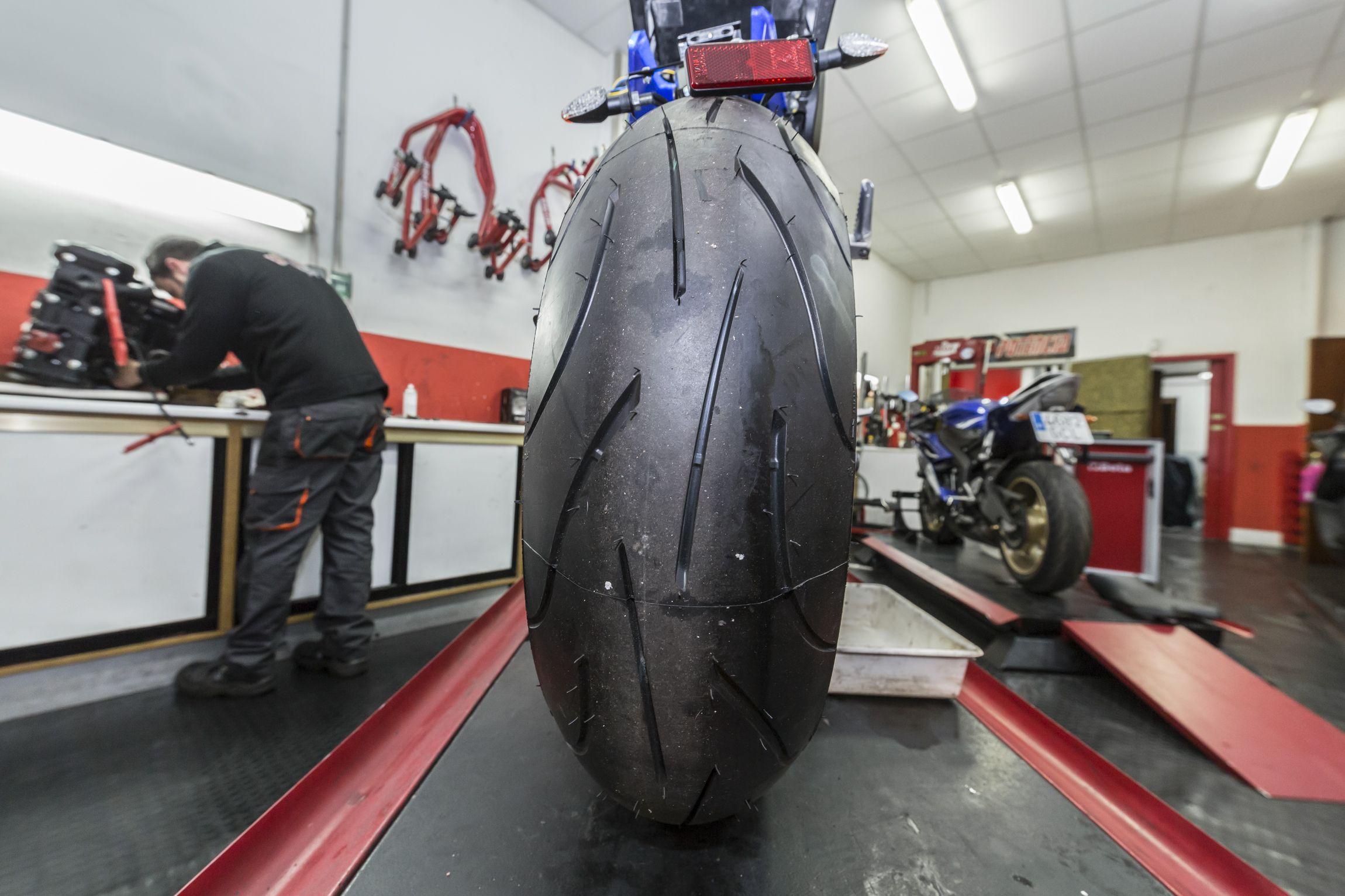 Mecánica rápida de motos en Vigo