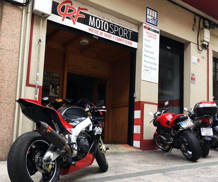 Tu taller de motos en Vigo