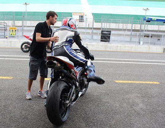 Taller de reparación de motos: Servicios de CRF Motosport