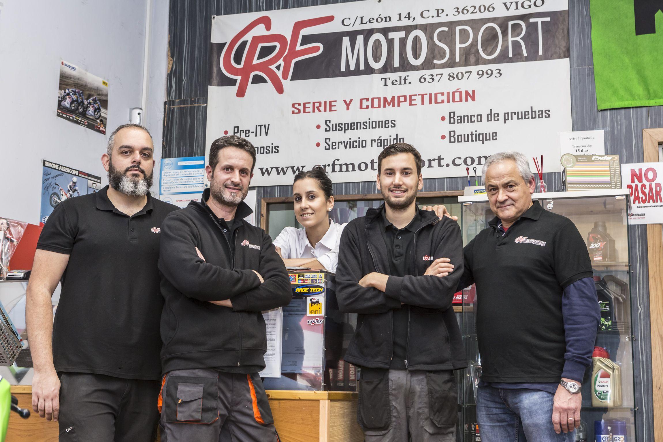 El mejor equipo para tu moto